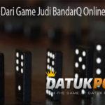 Keuntungan Dari Game Judi BandarQ Online di Indonesia