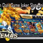 Keunggulan Dari Game Joker Slot Online Saat Ini
